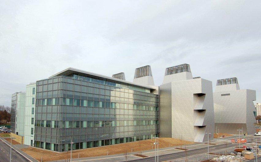 MRC Molecular Biology Building