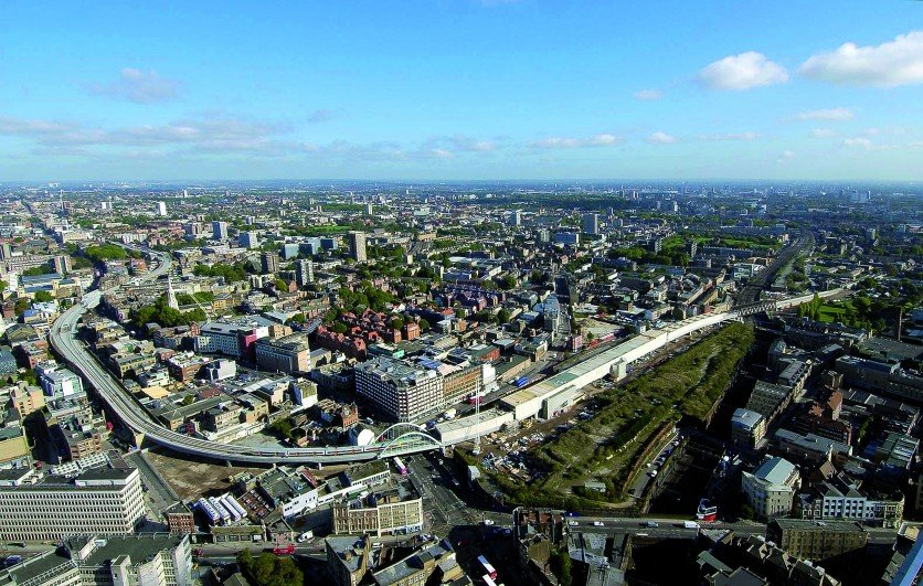 East London Railway Enhancements