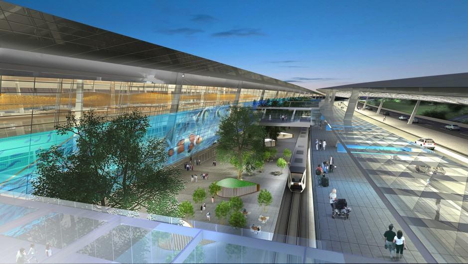 Soekarno-Hatta International Airport Express Rail Link