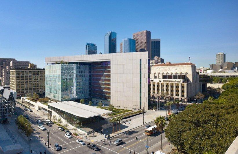Los Angeles Police Department Headquarters