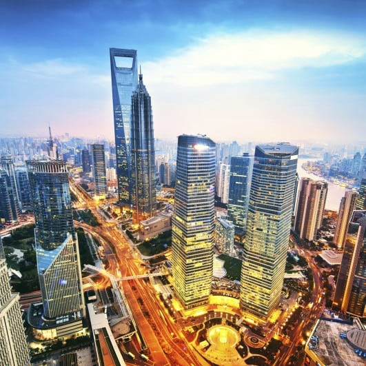 Shanghai International Financial Center