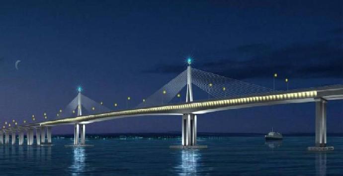 Second Penang Bridge - Sultan Abdul Halim Muadzam Shah Bridge