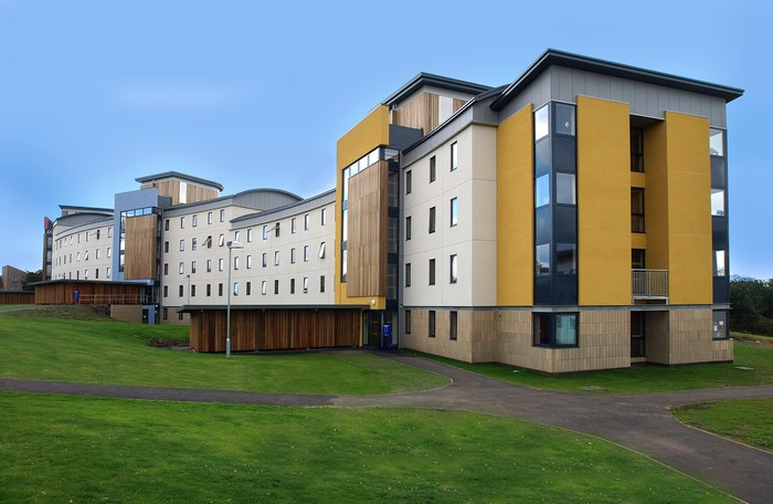 University of East Anglia Student Residences