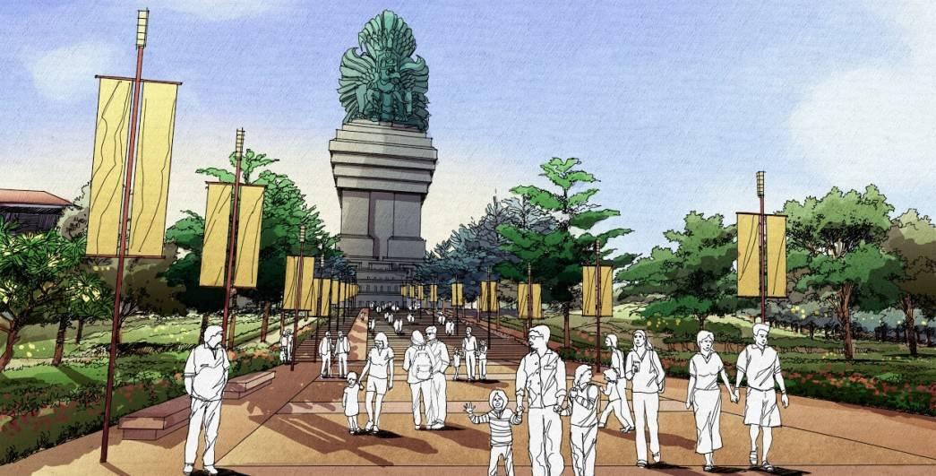 Garuda Wisnu Kencana Culture Park