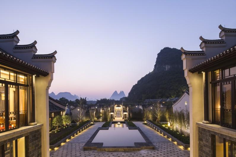 Guangxi Yangshuo Banyan Tree Resort