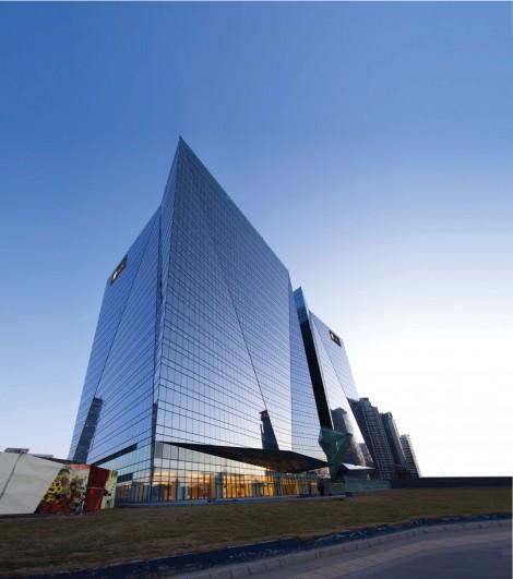 Beijing World Financial Center Sustainability Consultancy