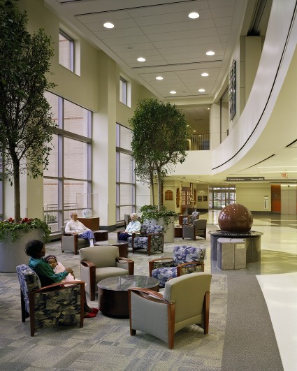St. Rita's Medical Center - North Tower Addition