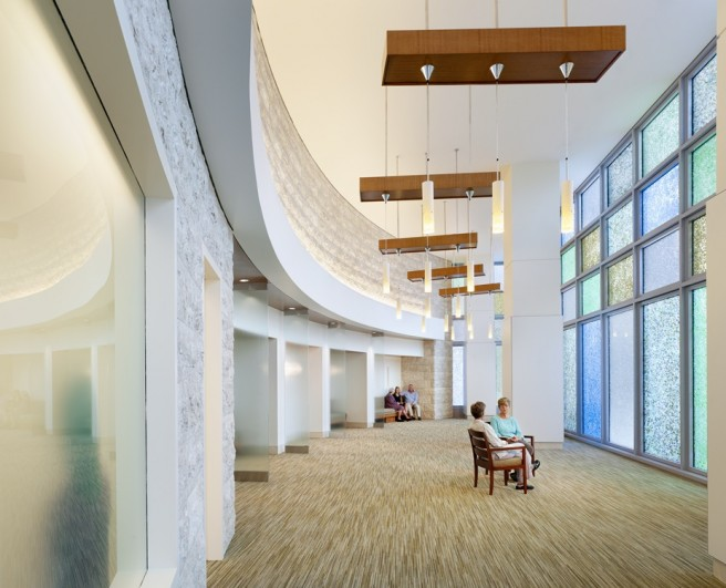 Mary Catherine Bunting Center at Mercy