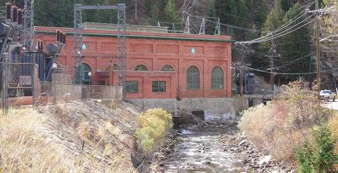 Boulder Canyon Hydroelectric Modernization