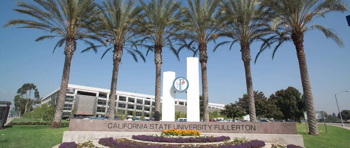CSU Fullerton Comprehensive Energy Efficiency Program, California State University, Fullerton