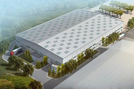 Caterpillar Shandong Engineering Machinery Extension Project