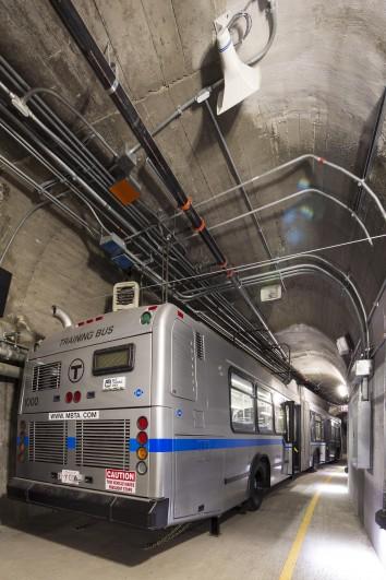 Silver Line Bus Rapid Transit, Massachusetts Bay Transportation Authority