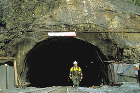 Meridian Energy Manapouri Tailrace Tunnel