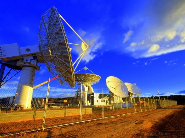NBN Satellite Earth Stations