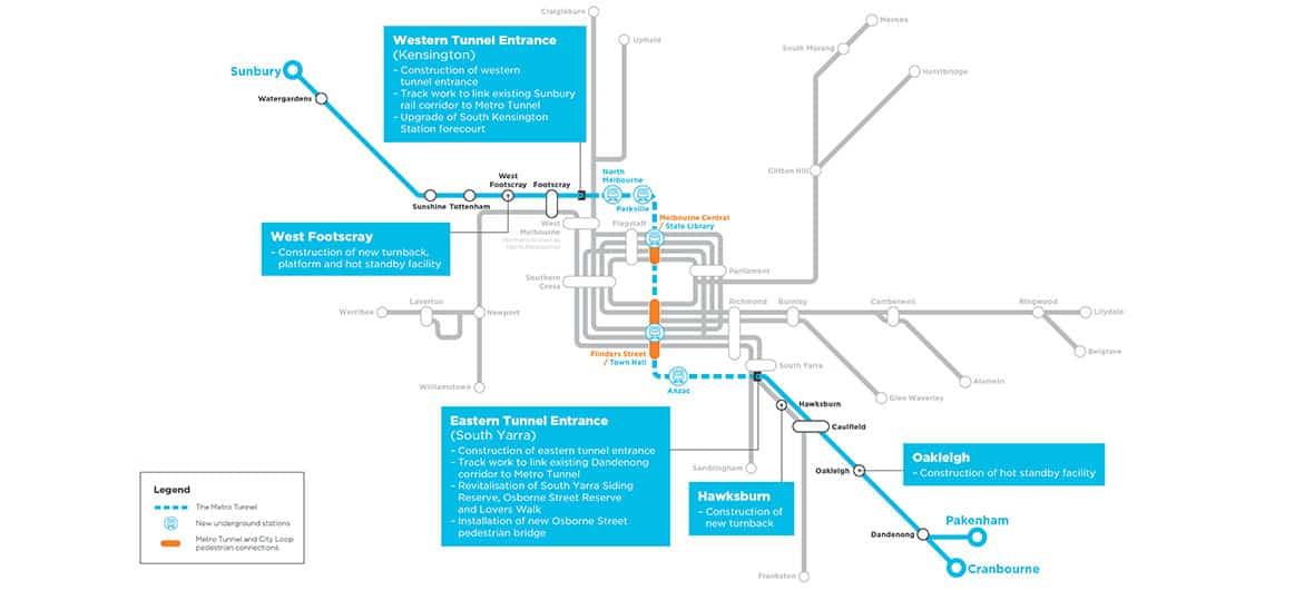 Melbourne Metro