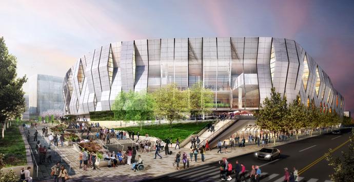 Sacramento's transformation is underway