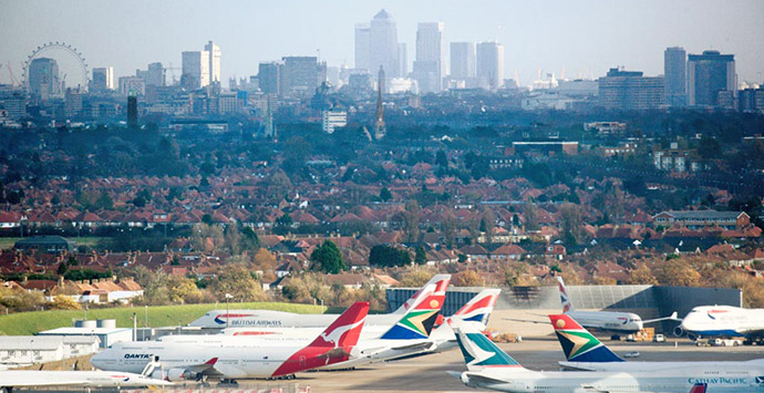 A step forward in London's airport debate