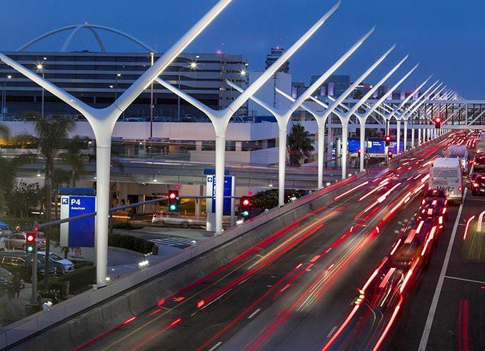 Signature lighting for LAX