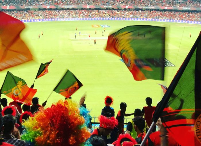 Bangalore escapades and cricket chaos