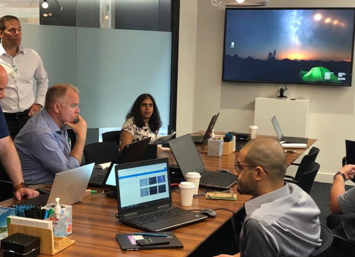 AECOM X Google Cloud hackathon: Leveraging data to solve infrastructure's biggest issues
