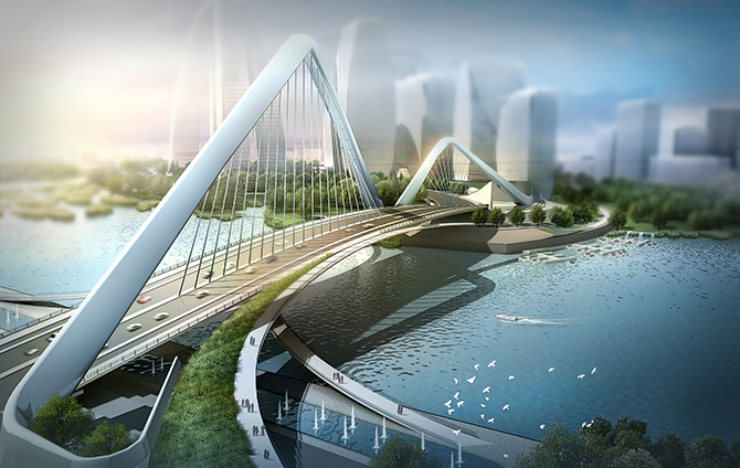 20120730Tongzhou Canal Bridge_1