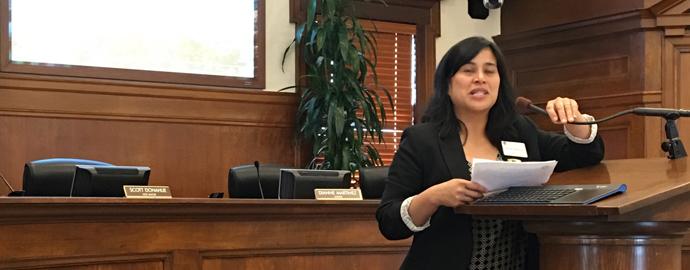 Mayor Dianne Martinez
