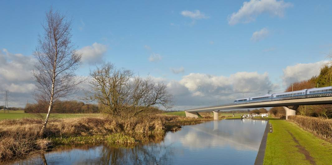 High Speed Two - HS2