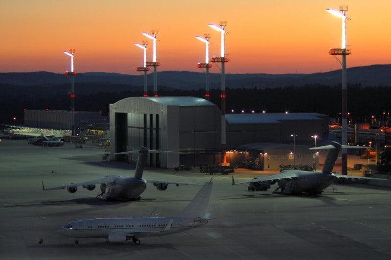 Ramstein Air Base, Germany