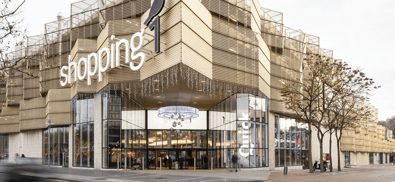 AECOM's specialists performed a BREEAM sustainability assessment on Shopping 1 Genk, Belgium's first shopping centre.