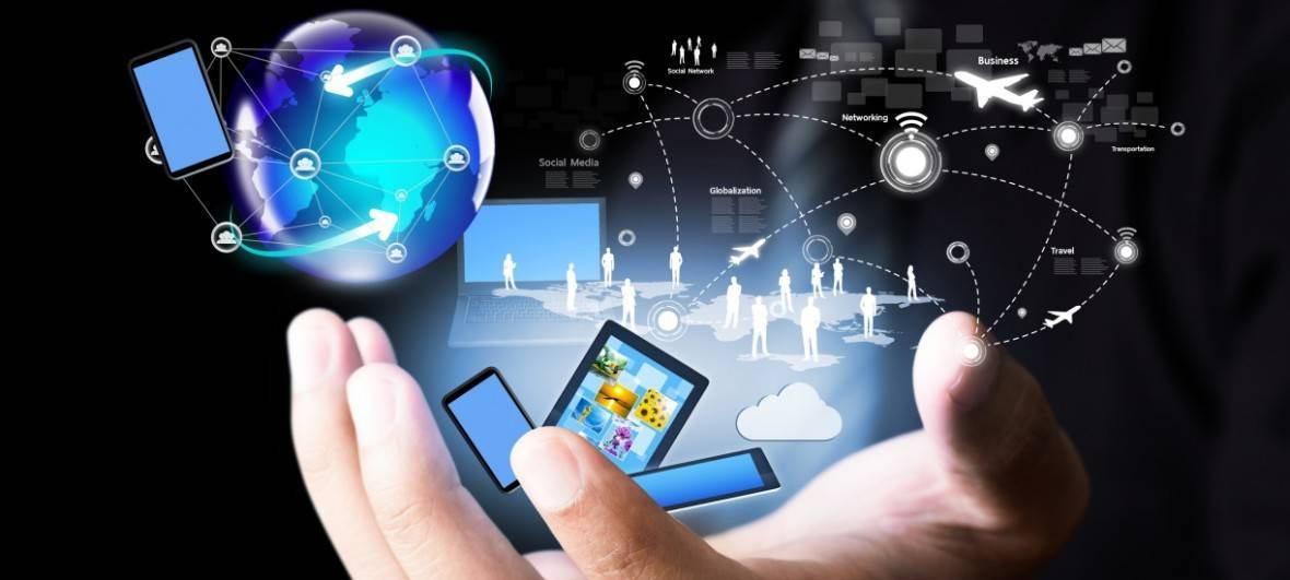 Information technology - an integral part of life - EE
