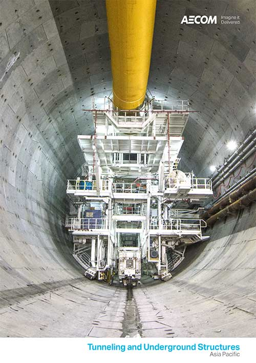 Asia Pacific Tunneling and Underground Structures Brochure