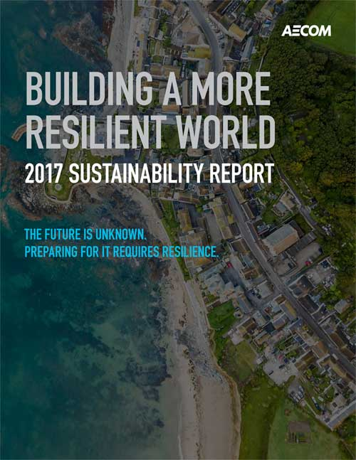 AECOM Sustainability Report