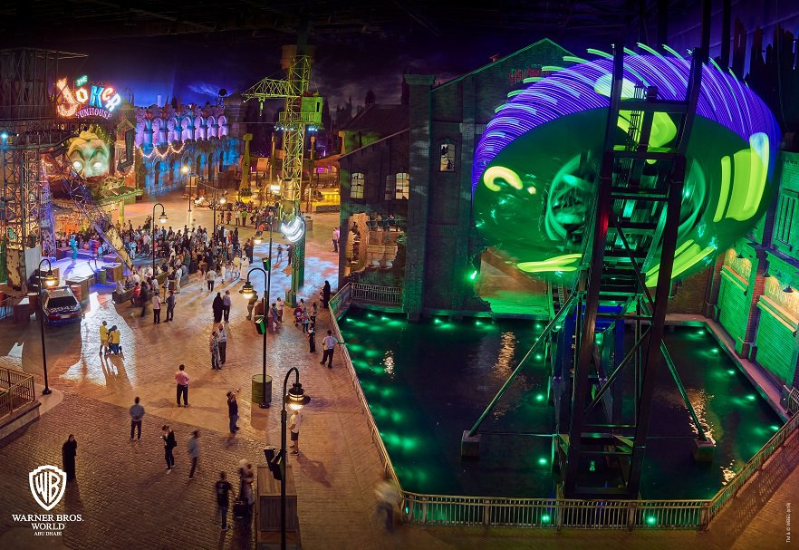 Warner Bros. World™ Abu Dhabi, Gotham City