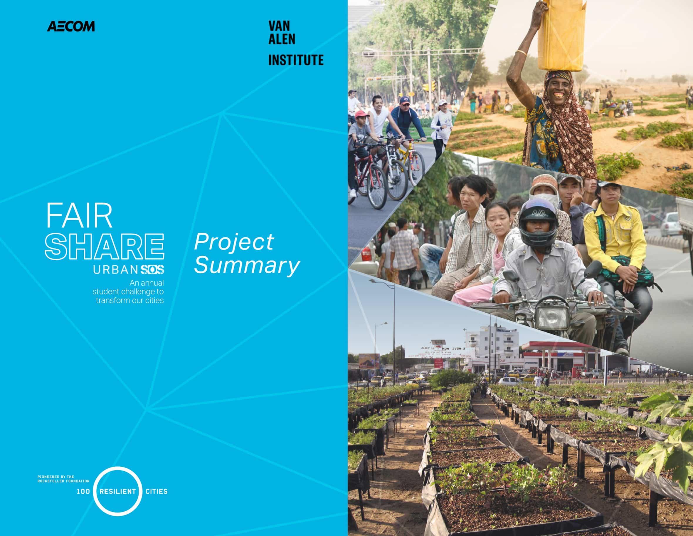 Urban SOS: Fair Share Project Summary