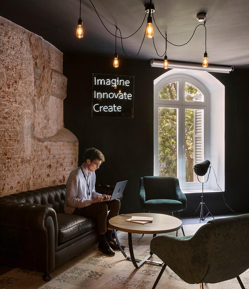 Accenture Madrid, Spain