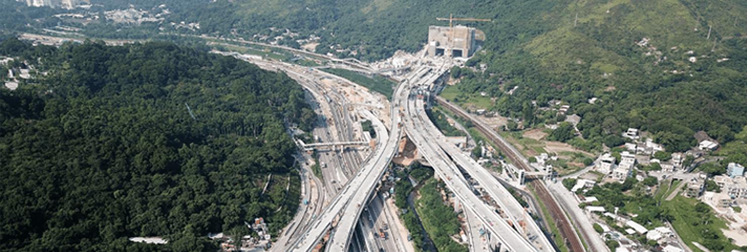 Liantang/Heung Yuen Wai Boundary Control Point
