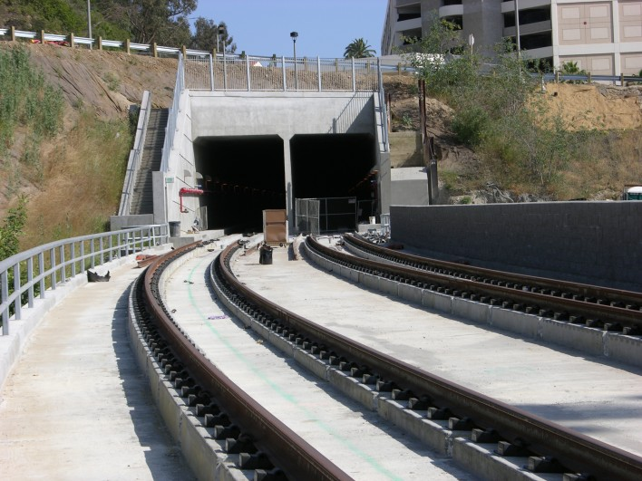 Mission Valley Light Rail Transit