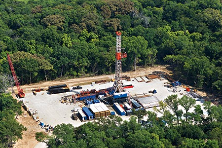 Appalachian Basin Oil & Gas Program
