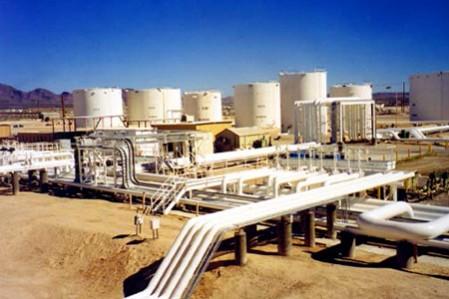Calnev Pipeline Expansion