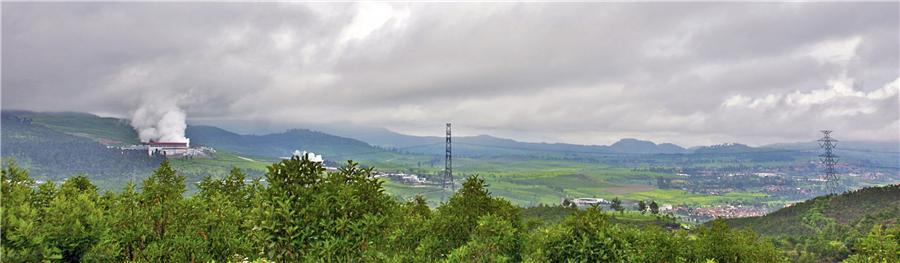 Wayang Windu Geothermal Power Plant