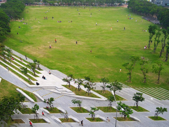Taichung Calligraphy Greenway