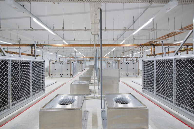 Project Gemini Data Centre