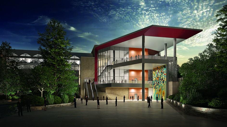 Henry B. Gonzalez Convention Center Expansion
