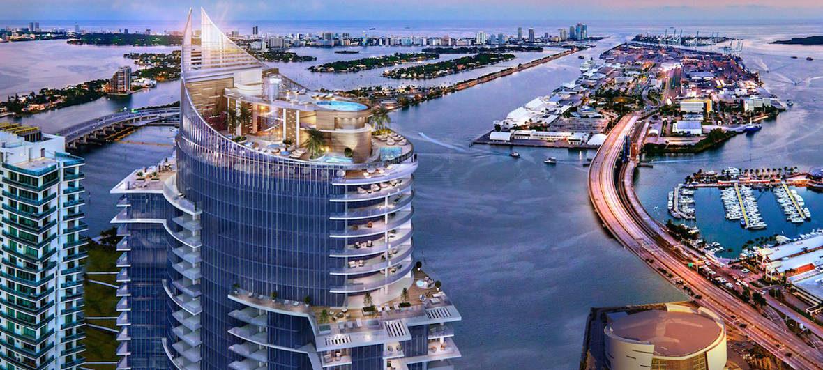 Miami Worldcenter – PARAMOUNT Tower