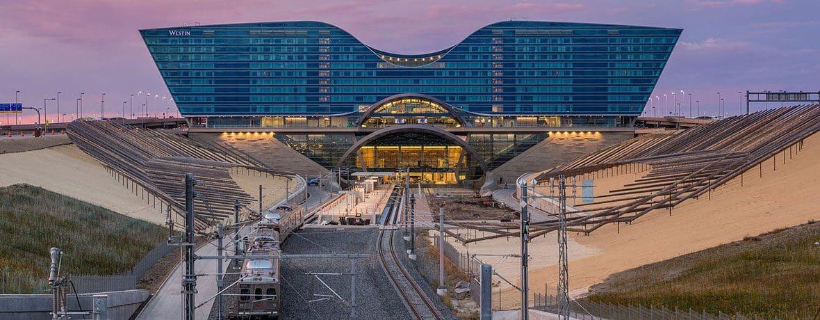 Denver Airport South Terminal Redevelopment