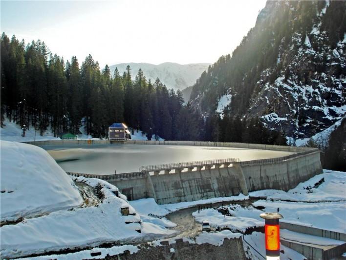 Allain Duhangan Hydroelectric Complex
