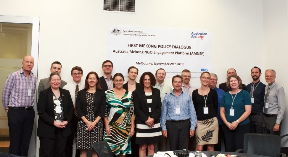 Australia-Mekong NGO Engagement Platform (AMNEP)