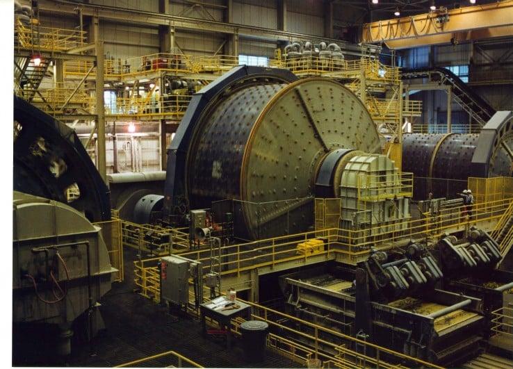 Fort Knox Gold Mine