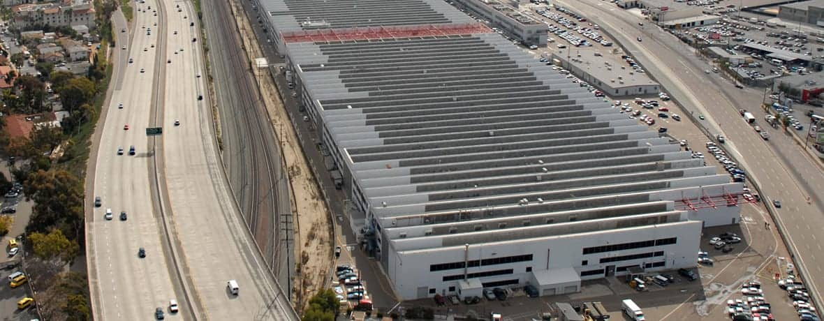 SPAWAR Headquarters, California