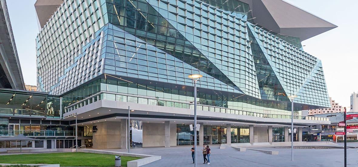 Sydney's Convention, Exhibition and Entertainment Precinct